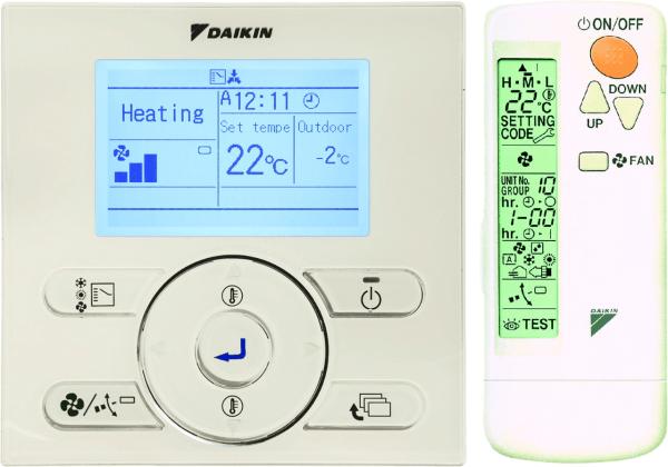 Daikin Unitate interioara VRV tip duct FXMQ-P7, FXMQ-MB (2)