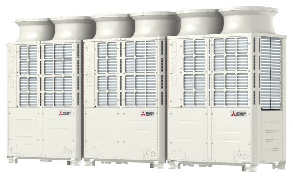 VRF Mitsubishi Electric Linia Y Next Stage PUHY-(E)P (3)
