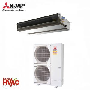 Ac Mitsubishi Electric Duct PEAD-M+PUHZ-SHW