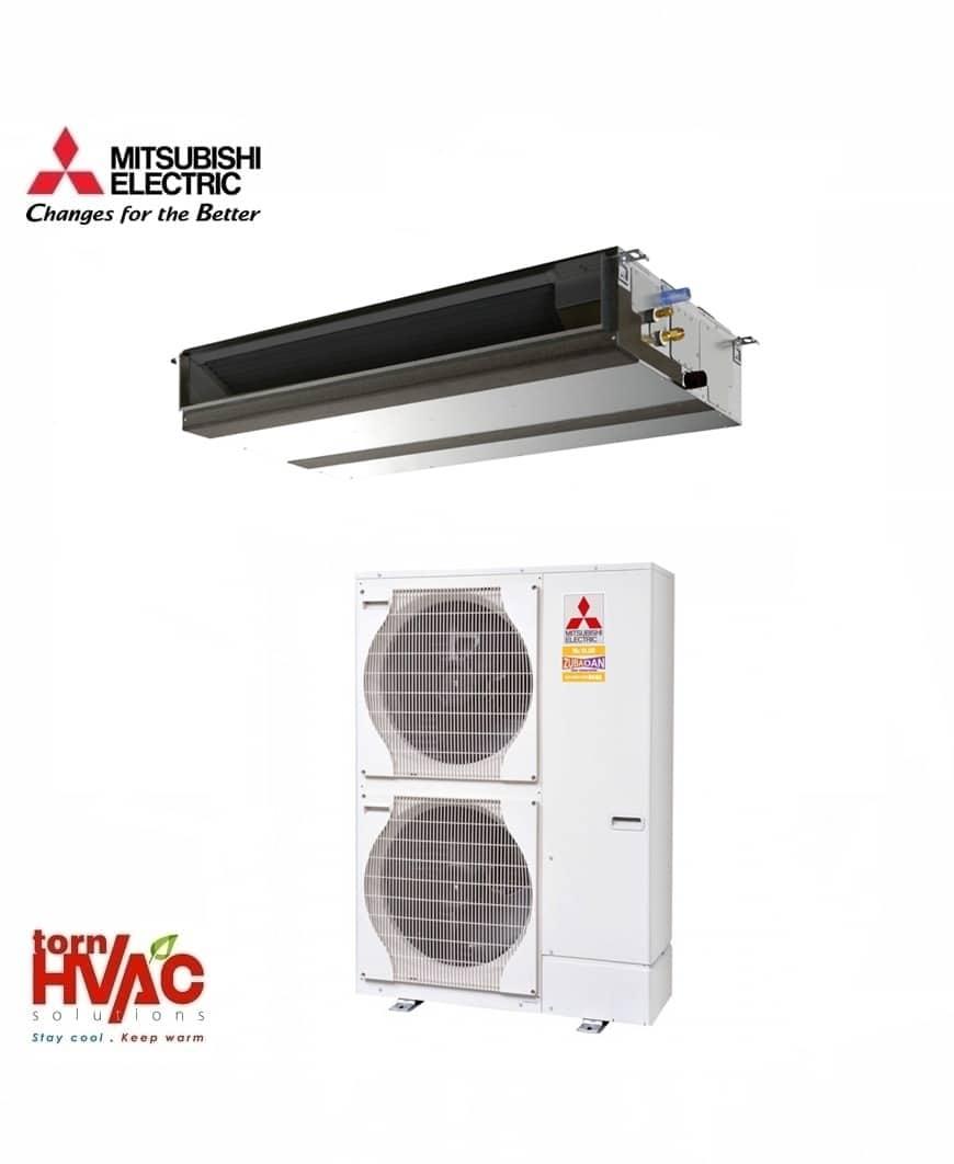 Ac Mitsubishi Electric Duct PEAD-M+PUHZ-SHW