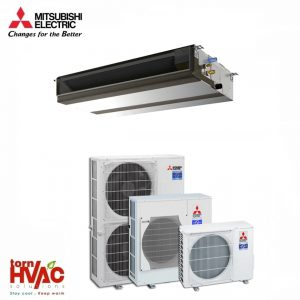 Ac Mitsubishi Electric Duct PEAD-M+PUHZ-ZRP