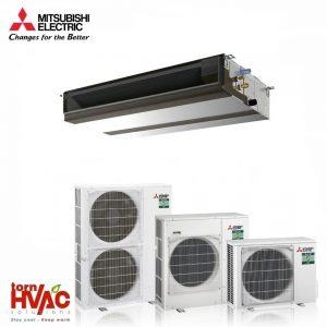 Ac Mitsubishi Electric Duct PEAD-M+PUZ-ZM