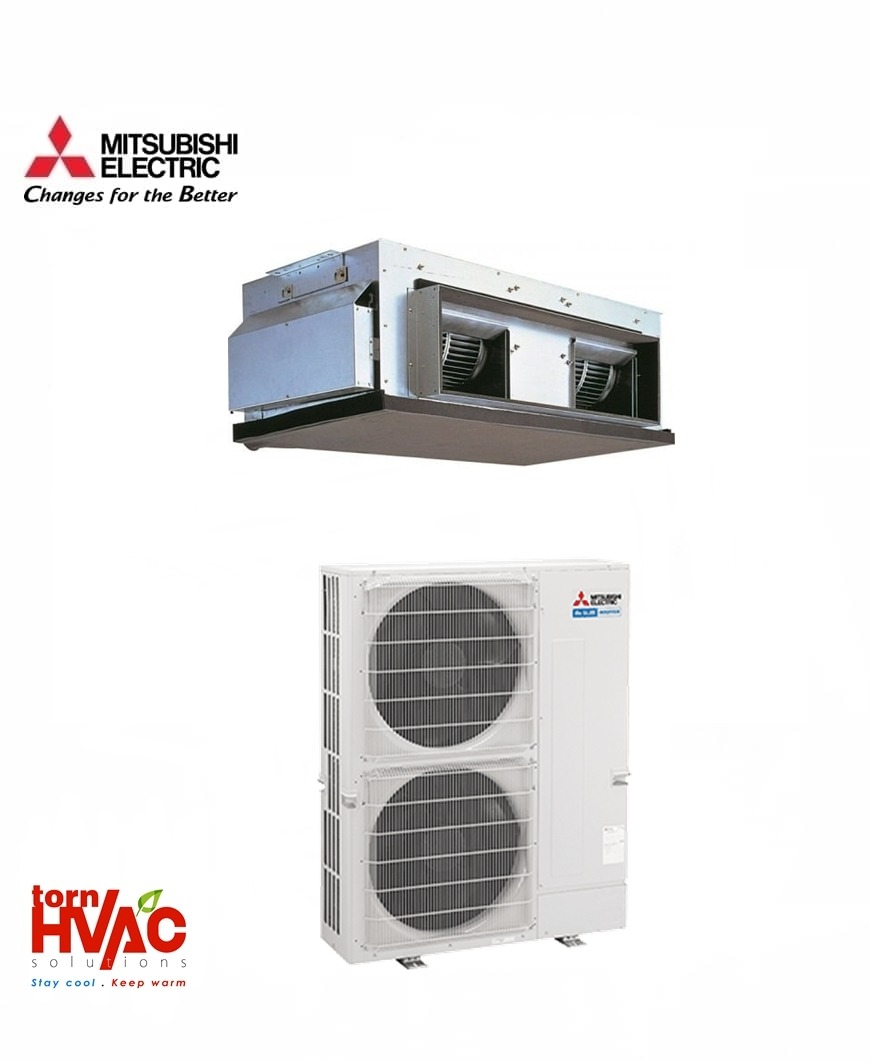 Aer conditionat Mitsubishi Electric Duct PEA-RP200WKA+PUHZ-P200YKA 20 kW