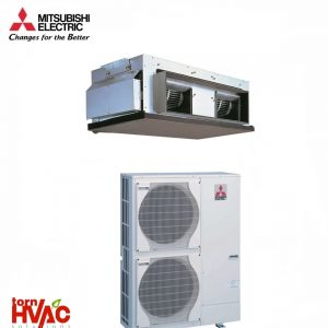 Aer conditionat Mitsubishi Electric Duct PEA-RP200WKA+PUHZ-ZRP200YKA 20 kW