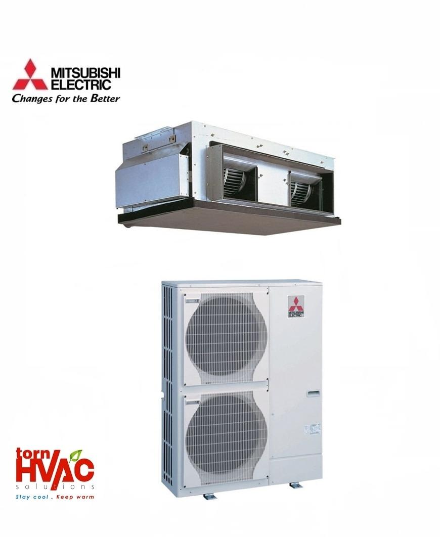 Aer conditionat Mitsubishi Electric Duct PEA-RP200WKA+PUHZ-ZRP200YKA 20 kW