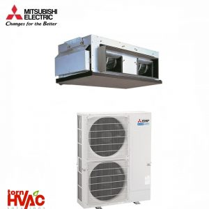 Aer conditionat Mitsubishi Electric Duct PEA-RP250WKA+PUHZ-P250YKA 25 kW