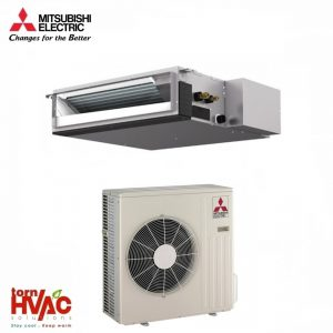 Aer conditionat Mitsubishi Electric Duct SEZ-KD+SUZ-KA