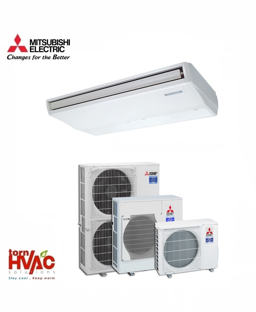 Aer conditionat Mitsubishi Electric de tavan PCA-M KA+PUHZ-ZRP