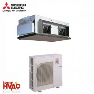 Mitsubishi Electric Duct PEA-RP+PUHZ-P