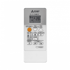 Mitsubishi Electric MSZ-HR controller