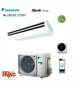 R32 Aer conditionat Daikin Sky Air Bluevolution Inverter de tavan FHA-A+RXM-M9