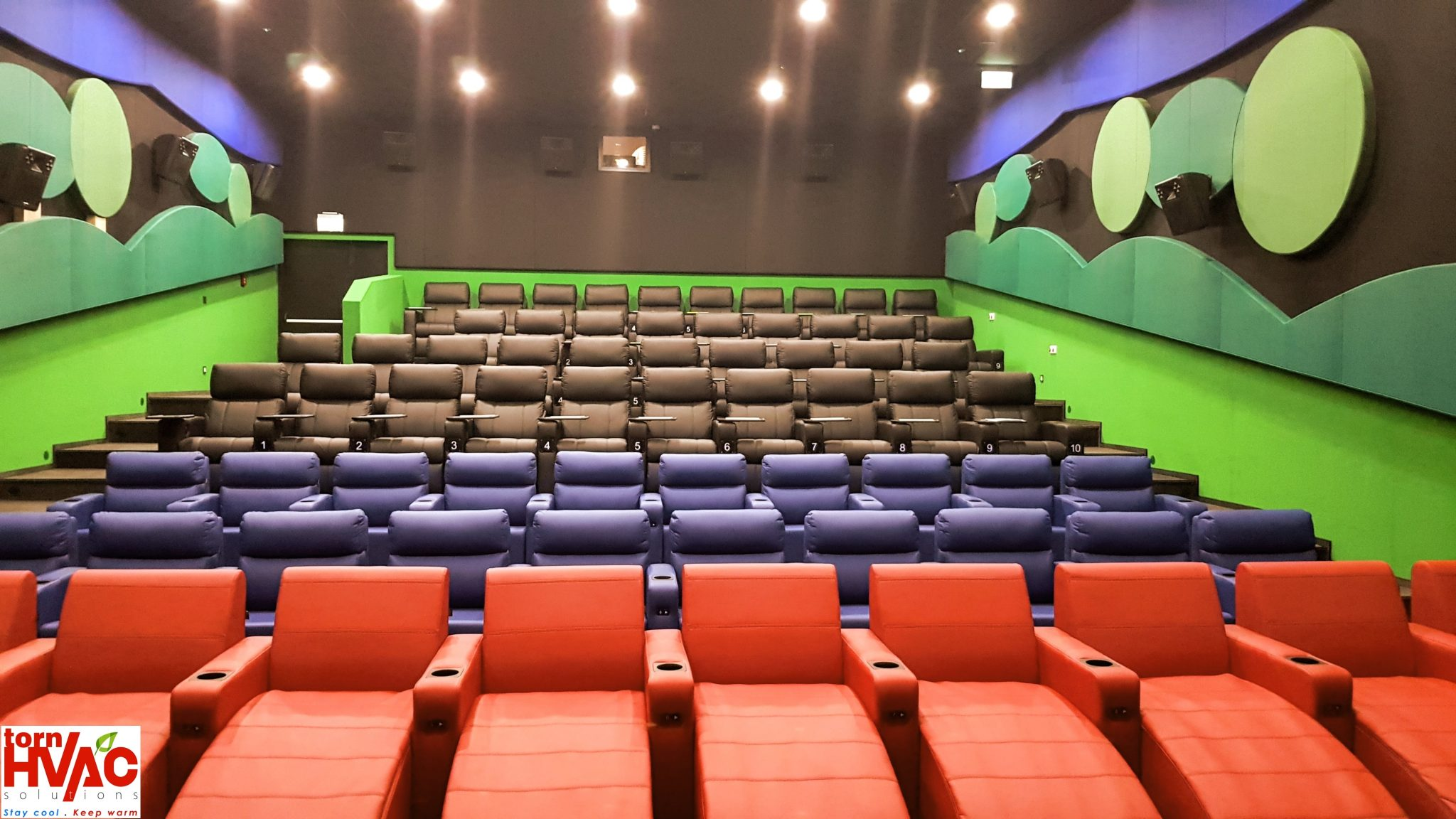 Inspire Cinema climatizare Mitsubishi Electric