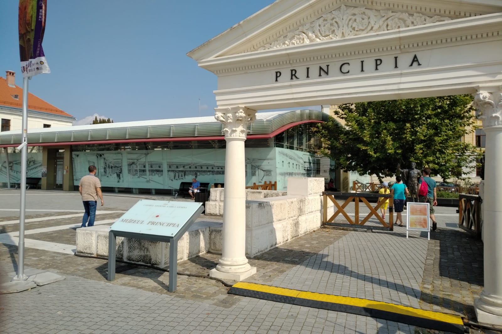 Principia Alba Iulia Mitsubishi Electric VRF