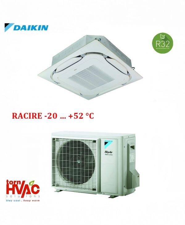 Aer conditionat Daikin Caseta FCAG35B+RZAG35A pentru camere server 12000 btu R32