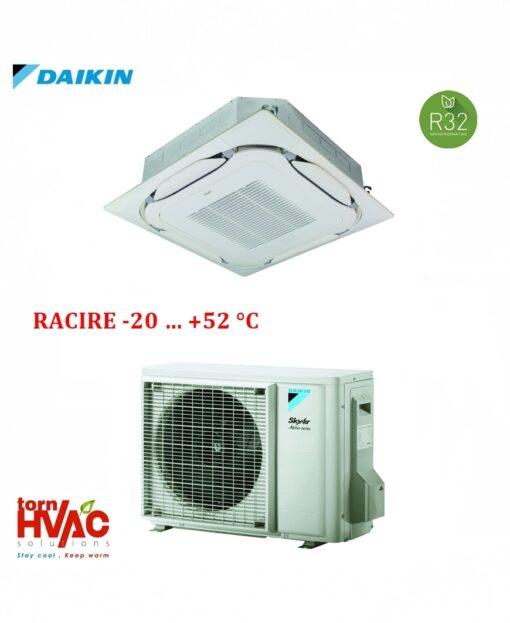 Aer conditionat Daikin Caseta FCAG50B+RZAG50A pentru camere server 18000 btu R32
