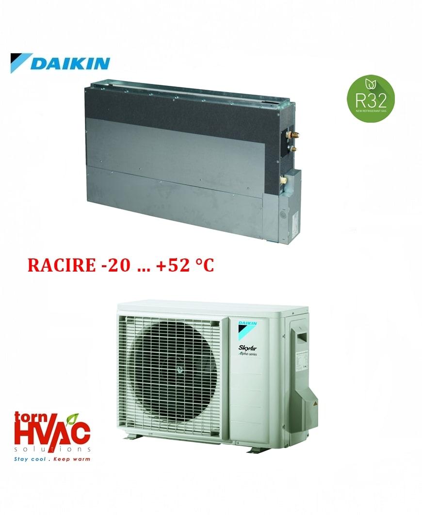 Aer conditionat Daikin Caseta FNA35A9+RZAG35A pentru camere server 12000 btu R32