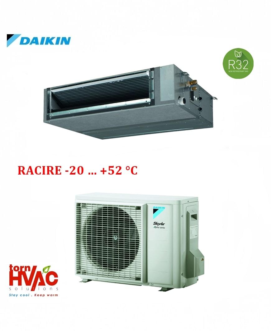 Aer conditionat Daikin Duct FBA35A9+RZAG35A pentru camere server 12000 btu R32