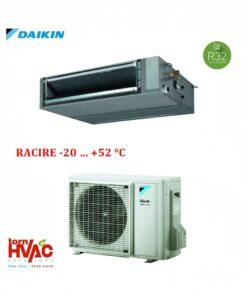Aer conditionat Daikin Duct FBA50A9+RZAG50A pentru camere server 18000 btu R32