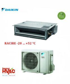 Aer conditionat Daikin Duct FDXM60F9+RZAG60A pentru camere server 22000 btu R32