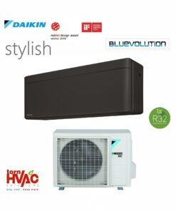 Aer conditionat Daikin Stylish inverter FTXA42BT+RXA42A 15000 BTU Negru R32
