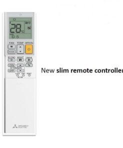 Noua telecomanda slim pentru apartul de aer conditionat Mitsubishi Electric MSZ-BT2 VG+MUZ-BT2 VG 9000-18000