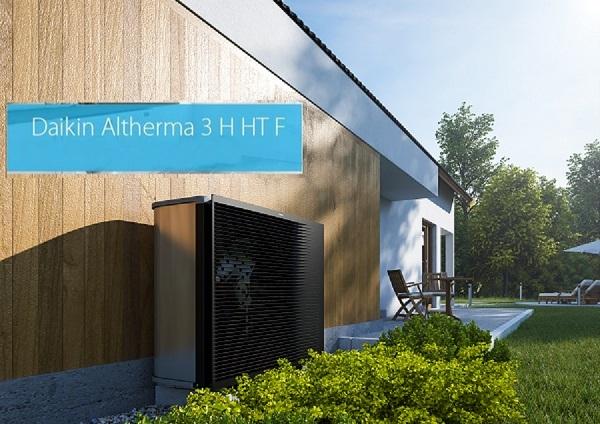 Daikin Altherma 3 H HT - pompa de caldura aer-apa