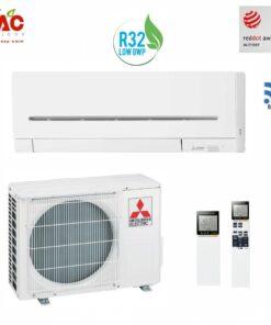 MSZ-AP42VGK+MUZ-AP42VG 12000 BTU R32 -Wi-Fi inclus