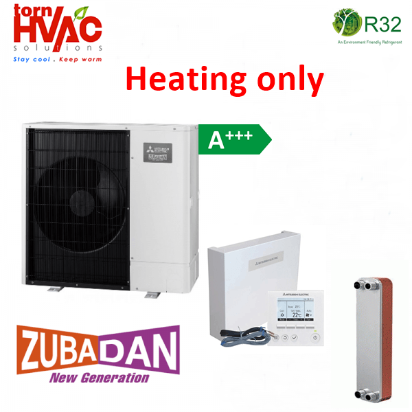1-PUD Zubadan heating only