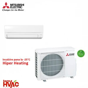 Mitsubishi Electric Kirigamine LN Hero Hyper Heating