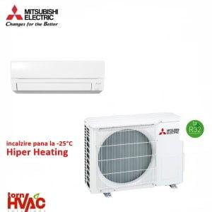 Mitsubishi Electric Kirigamine LN Hero Hyper Heating