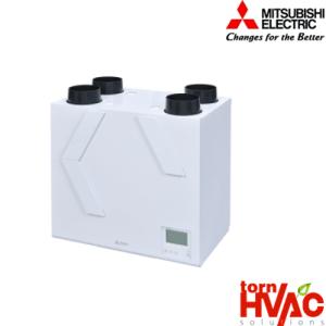 Recuperator de caldura Mitsubishi Electric Lossnay VL-500CZPVU-R control inclus