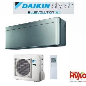 Daikin-Stylish-FTXA-ASRXA-Argintiu