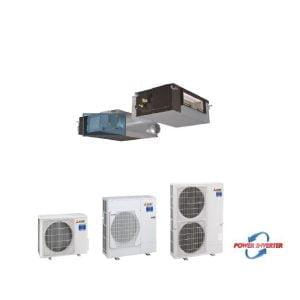 Unitate DX de procesare a aerului Lossnay GUG150-158RAV